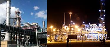 A indústria Petroquímica
